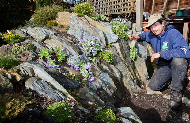 Paul spriggs for Landscaping rocks victoria bc